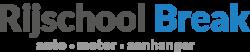 Rijschool BREAK Logo